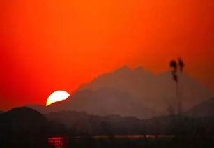 有关夕阳送别的古诗词