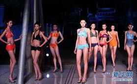中国首席模特大赛在京举行