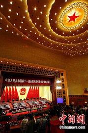外媒关注两会赞中国政府民生论述引关注