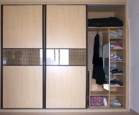 衣柜門尺寸怎么