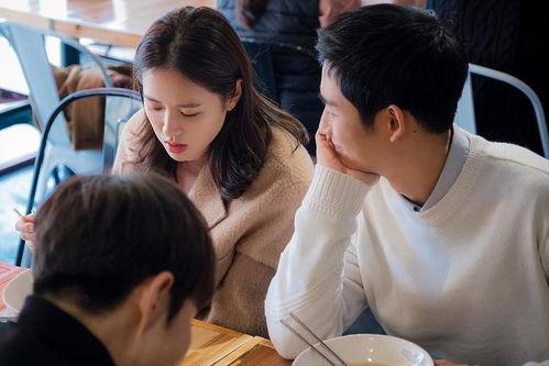 韩剧经常请吃饭的漂亮姐姐齁甜据说灵感源自双宋cp