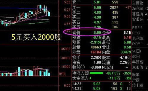 股票1万一天能涨多少钱
