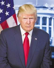 美国总统唐纳德特朗普