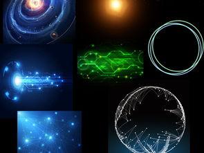 背景图片素材高科技-背景图片素材