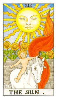塔罗占卜:选一张牌,测你的心理年龄有多大(塔罗占卜选牌的方法)
