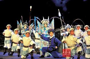 香城舞台唱大风 首届 桂乡韵 梨园情 戏曲艺术节剪影