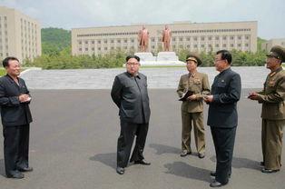 金正恩视察朝鲜王牌军校 为其下达 核 任务 亚太