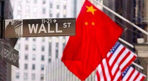 贸易战预期引发中美、乃至全球金融市场波动