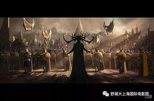 雷神3 诸神黄昏 死神来袭 毁灭吧 阿斯加德