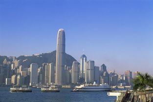 去香港旅游的线路图是什么