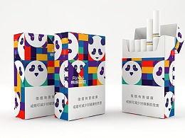 熊猫烟(请教牛人这种熊猫烟多)