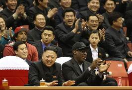 美国球星罗德曼拟再赴朝 促韩裔美人裴俊浩获释