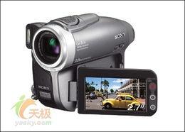 索尼八款摄像机产品降价导购
