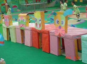 幼儿园户外运动环境创设心得