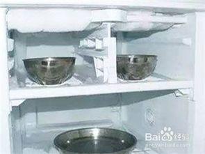 冰箱如何快速除冰(冰箱化冻最快的方法)