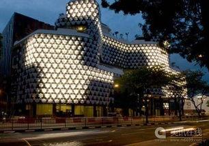 新加坡iluma商城设计