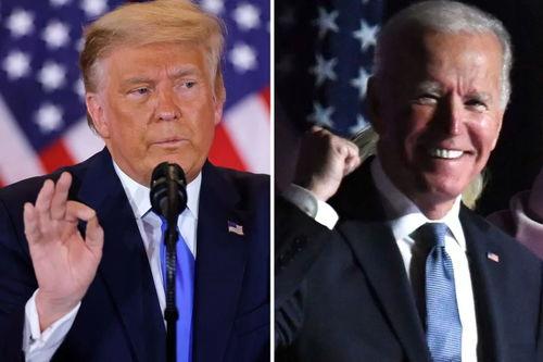 拜登当选为美国总统,终结特朗普连任希望