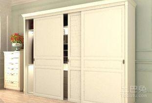 免漆板衣柜設計圖