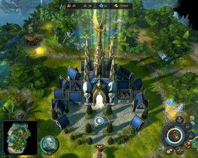 《魔法门:英雄无敌6》游戏截图之一