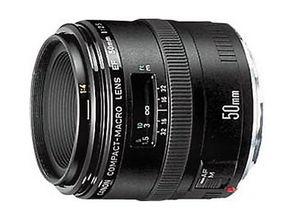 50mm微距镜头