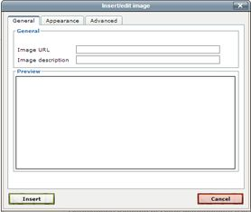 in English Can t add image or moodle media from Front Page from HTML editor window