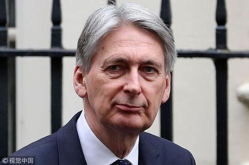 英媒英财政大臣访华行程被取消