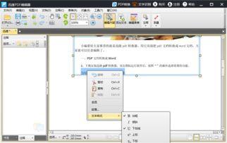 PDF编辑技巧之PDF怎么添加页码 编辑文字