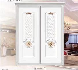 高档衣柜门欣赏