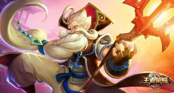 王者荣耀solo能力最强的五大单挑王, 想输一把真的好难