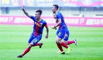 上赛季末,青岛黄海以中甲第一名的身份冲超,而且是提前一轮晋级.