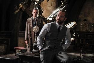 神奇动物 格林德沃之罪 曝幕后特辑 邓布利多纽特邀你重返魔法学校