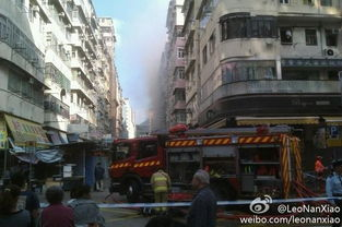 香港旺角花园街大火已酿9人死亡20多人伤 十二