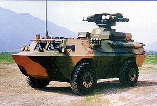 国产红箭反坦克导弹