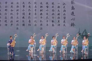 ▲扬州清曲《孤岛连心桥》全国公安楷模发布活动是宣传公安典型的创新品牌,以庆祝新中国成立70周年为主线,以致敬70年·礼赞公安楷模为主题.