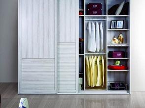 地板与衣柜的搭配
