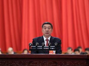 王勇向十三届全国人大一次会议作国务院机构改革方案说明