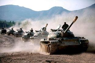 中国59式坦克演变至改装