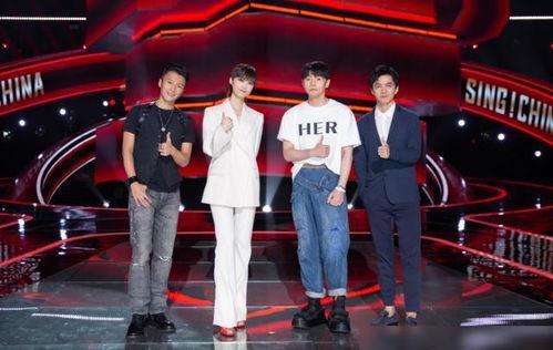 △《2020中国好声音》四位导师