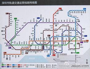 关于深圳地铁的小知识