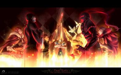 你所不知道的圣杯战争 fatezero炫彩同人图集