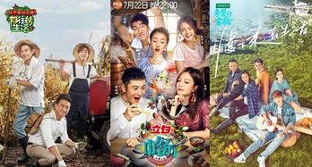 推出了慢综艺三部曲《向往的生活农夫篇》、《中餐厅》