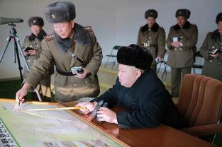 金正恩参观朝鲜军队训练 强调勿搞 形式主义