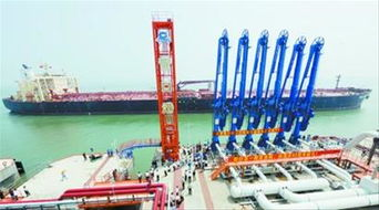 中国有哪些港口30万吨以上油港口