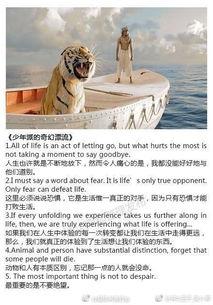 励志英语金句