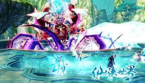 仙侠世界如何挑战龙伯之怒 仙侠世界怎么打败东海归墟 快吧游戏