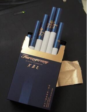 九五之尊香烟(南京的九五之尊香烟一)