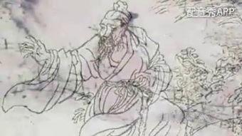 落霞孤鹜图(唐寅的绘画代表作)