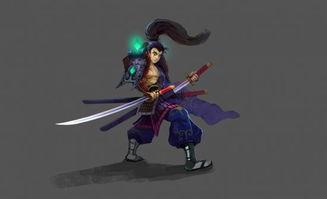 神仙道 剑灵吕洞宾与宫本武藏对比攻略