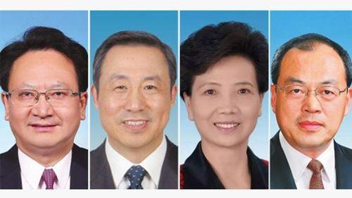 全国唯一一位省委女书记这四省省委书记调整