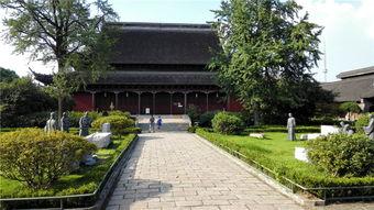 合肥扬州上海南京旅游攻略